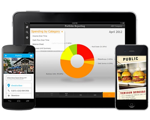 Mobile App Development for Android, Iphone and Ipad