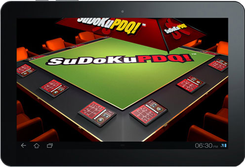 Sudoku Game App - Mobile Application Development